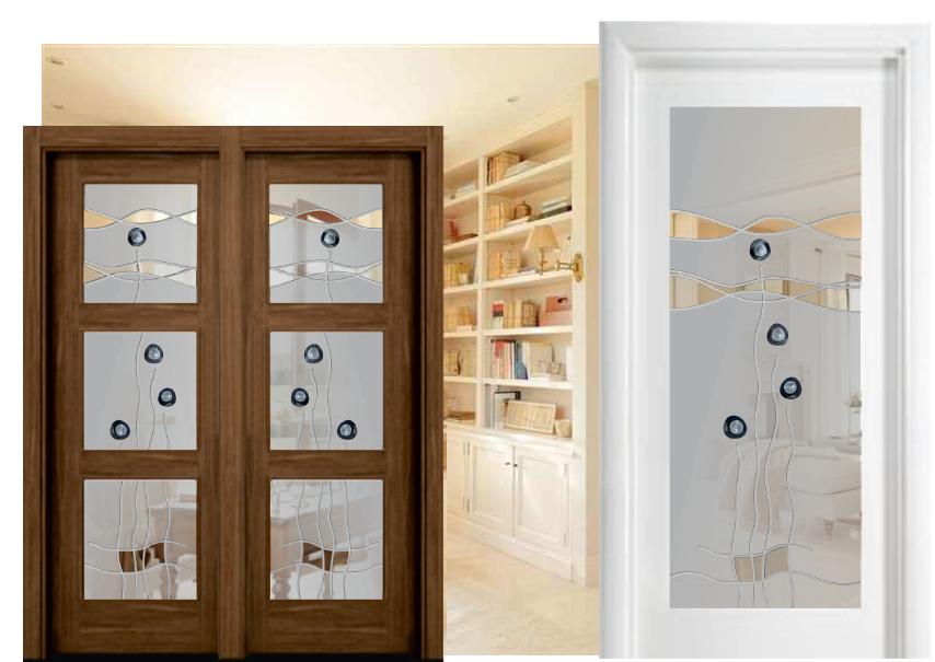Cristales para puertas fussing cristaler a quijada - Puertas de interior con cristales ...