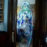 vidrieras artesanas para puertas de interior