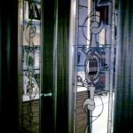 vidriera victoriana de fabricación propia