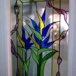 vidriera de cristal
