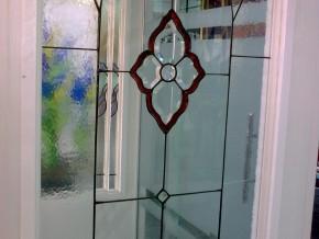 vidriera con multibiselados