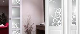 Cristales para puertas (Mateseda)