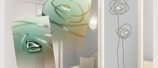 Cristales para puertas graba 2 cristaler a quijada - Puertas de interior con cristales ...