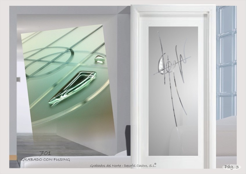 Cristales para puertas graba 2 cristaler a quijada - Catalogo de cristales para puertas de interior ...