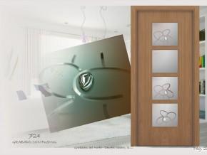 cristales mate para puertas. cristal mateseda de fácil limpieza. diseños personalizados.