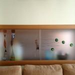 cristales para separación de ambientes