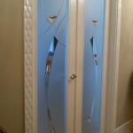 vidrios para puertas diseño actual
