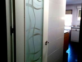 cristales para la decoración de las puertas
