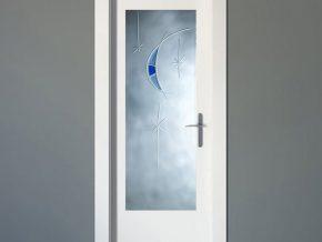 cristalería para puertas de niños