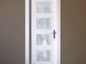 Cristales para puertas. Diseños exclusivos