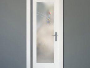 cristales para las puertas de casa