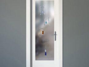 cristales luminosos para puertas lacadas