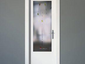 tu diseño en tu puerta de cristal