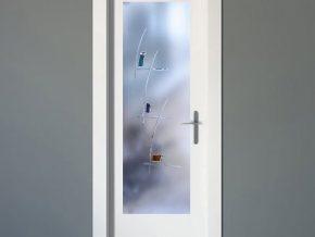 realizamos cualquier diseño en cristal para puertas vidrieras