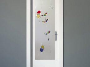 cristales para puertas diseños impactantes