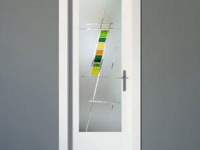 diseño en cristalería