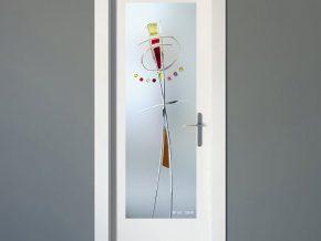 cristales para puertas con diseño original y personalizado