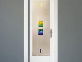 cristalería para puertas