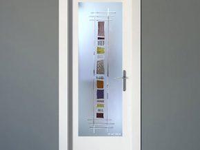 cristales para puertas, diseño personalizado