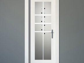 vidrios para puertas de madera