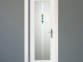 cristales para puertas de madera