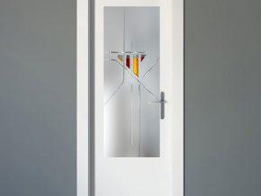 cristales para puertas con diseño elegante y original
