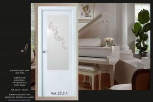 cristales para puertas, diseños personalizados