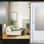 cristal para puerta con impresión digital según diseño